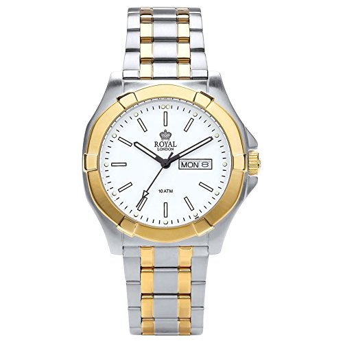 Royal London 40159-10 - Reloj para mujeres, correa de acero inoxidable