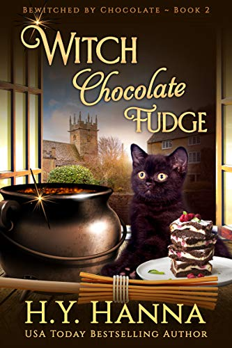 Witch Chocolate Fudge (BEWITCHED BY CHOCOLATE Mysteries ~ Book 2) (English Edition)