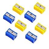 Best School Smart School Smart Electric Sharpeners - School Smart Hand Held Plastic Pencil Sharpener-Pack of Review