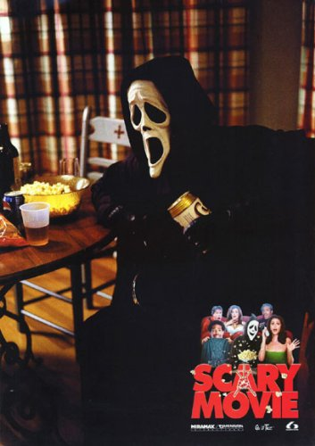 Scary Movie Plakat Movie Poster (11 x 14 Inches - 28cm x 36cm) (2000) (Scary Movie Poster)
