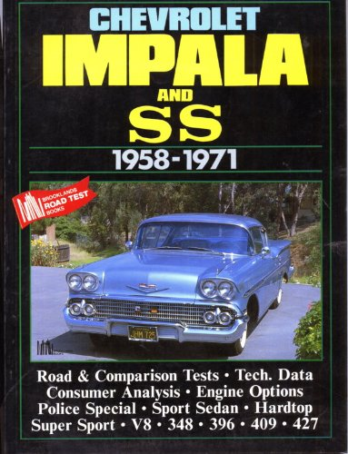 chevrolet-impala-and-ss-1958-71-brooklands-books-road-tests-series
