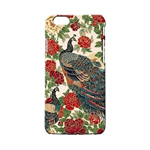 BLUEDIO Designer 3D Printed Back case cover for Apple Iphone 6 Plus / 6S plus - G5854