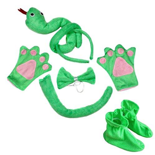 - Snake Tail Kostüm