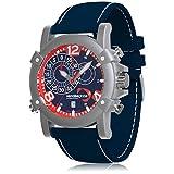 Ice-Watch - Vendée Globe Limited Edition - Montre bleue pour homme avec bracelet en silicone - 007286 (Large)