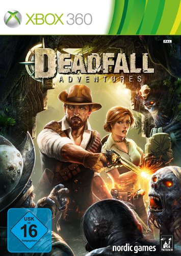 360 Jagd-video-spiele Xbox (Deadfall Adventures - [Xbox 360])