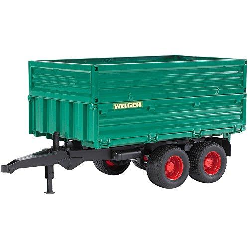 bruder 3482010 Tandemachs-Transportanhänger