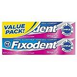 Fixodent Complete Original Denture Adhes...