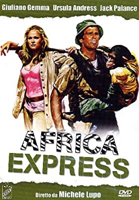 Africa Express [IT Import]