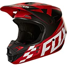 Fox Helmet V-1 Sayak, ECE Red