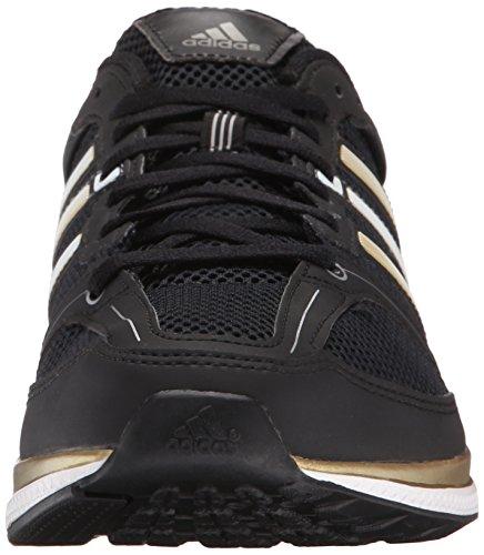 Adidas Performance zéro Bounce M Running Shoe, noir / or métallique / blanc, 6 M Us Black/Gold Metallic/White