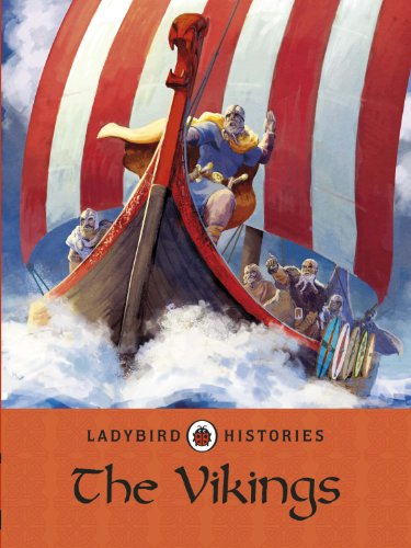 Ladybird Histories: Vikings por Ladybird