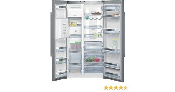 Siemens Kühlschrank Mit Eiswürfelbereiter : Siemens ka dp side by side a kühlen l gefrieren