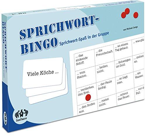Sprichwort-Bingo