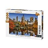 Nathan Puzzle Nueva York en otoño 1500Piezas, 87788