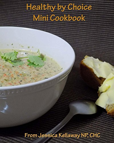 healthy-by-choice-mini-cookbook-english-edition