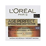 L'Oreal Paris DERMO EXPERTISE AGE PERFECT 60+ INTENSE NUTRITION NIGHT CREAM, 1er Pack (1 x 50 ml)