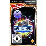 Produkt-Bild: BUZZ! - Das ultimative Musik - Quiz [Essentials] - [Sony PSP]