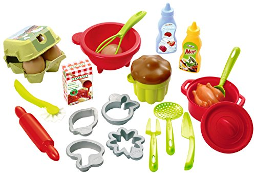 Ecoiffier Pro Cook Utensils and Accessories