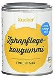 Xucker Zahnpflegekaugummis mit Xylit und Fruchtgeschmack – Xummi, 2er Pack (2...