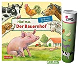 Carlsen Verlag Bauernhof (Hör mal) Pappbilderbuch + 1 Bauernhoftiere Poster by Collectix gratis