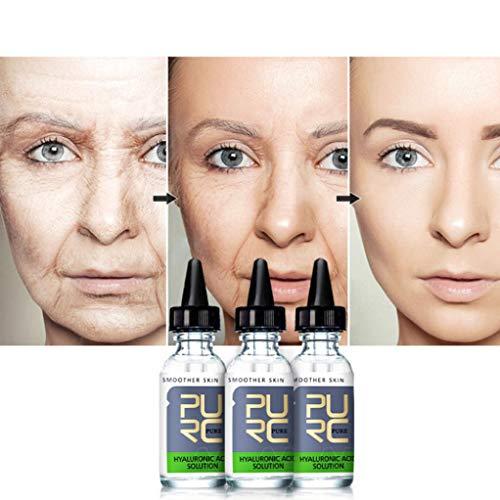 DingLong 10 ML Anti-Aging-Sperre Wasser feuchtigkeitsspendende Multi-Effekt-Reparatur Haut Anti-Falten-Essenz Flüssigkeit