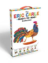 The Eric Carle Ready-To-Read Collection: Have You Seen My Cat?/The Greedy Python/Pancakes, Pancakes!/Rooster Is Off to See the World/A House for Hermi (The World of Eric Carle)