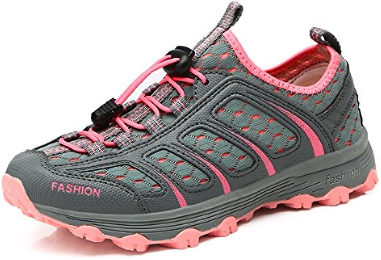 AARDIMI - Zapatos de Low Rise Senderismo de Caucho Unisex Adulto