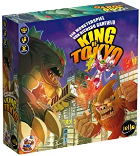 Heidelberger Spieleverlag HE532 - King of Tokyo (B005MITLW8) | Amazon price tracker / tracking, Amazon price history charts, Amazon price watches, Amazon price drop alerts