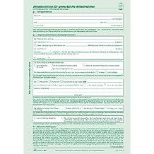 Suchergebnis Auf Amazonde Für Arbeitsvertrag Gewerbliche