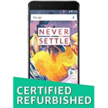 (Renewed) OnePlus 3T (Gunmetal, 64GB)