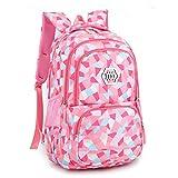 Mädchen Rucksack, Schultaschen für Mädchen Rucksack Kinder Schultaschen Ideal für 1-6 Grundschüler Outdoor Tagesrucksack Erwachsene Reisetasche täglichen Gebrauch