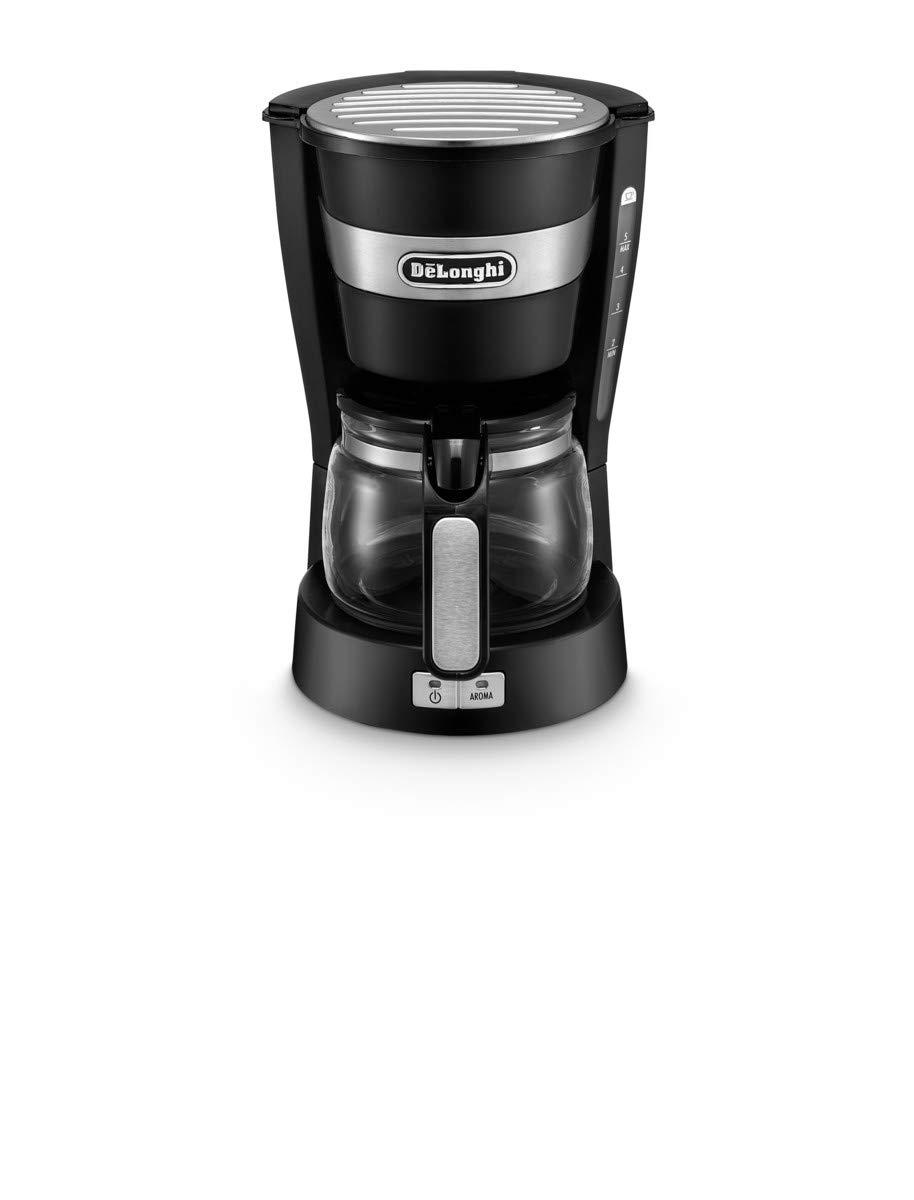 DeLonghi-ICM-14011BK-Filterkaffeemaschine-650-W-schwarz