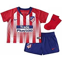 Nike ATM I NK BRT Kit HM - Camiseta 1ª equipación Atlético de Madrid 18-