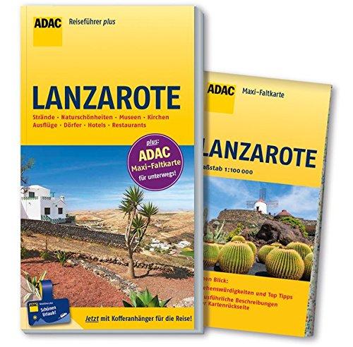 ADAC Reiseführer plus Lanzarote: mit Maxi-Faltkarte zum Herausnehmen Test