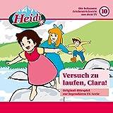 Heidi (Classic) 10: Versuch Zu Laufen, Clara (Studio 100)
