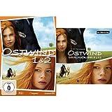 Ostwind 1 & 2 [Limited Edition] [2 DVDs] + Ostwind Die Filmhörspiele 1 + 2: Zwei Filmhörspiele in einer Box