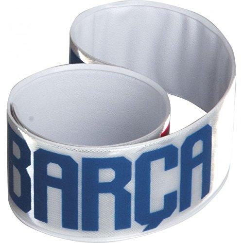 FC Barcelona 1 bracelet réfléchissant idée cadeau Champion FC Barca Barcelone