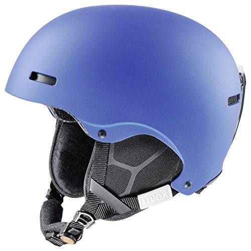 Uvex Skihelm HLMT 5 Pure, Cobalt Met Mat, 55-59 cm, 5661474005