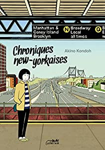 Chroniques new-yorkaises Edition simple Tome 1