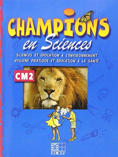Champions en Sciences CM2 (Cameroun/Panaf)