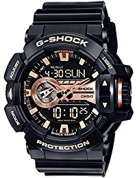Casio G-Shock Analog-Digital Brown Dial Men's Watch - GA-400GB-1A4DR (G650)
