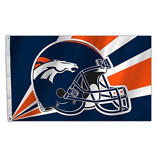 NFL Denver Broncos Flagge, 0,9 x 1,5 m