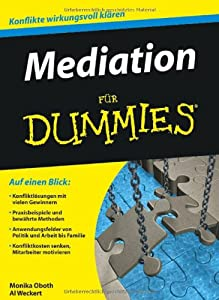Mediation für Dummies (Fur Dummies)