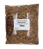 Tima Mehlwürmer 1kg getrocknet