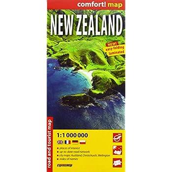 New Zealand : 1/1 000 000
