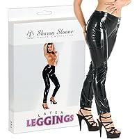 Sharon Sloane Medium Latex Leggings