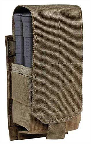 Condor M14 Single Mag Pouch Coyote, Coyote