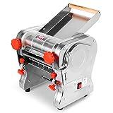 SL&MTJ Desktop-Edelstahl Nudelmaschine,Haushalt Elektrische Maschine Klein Kneten Pasta Maker Maschine Drücken