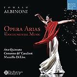 Albinoni: Opéra Arias and Concertos - the Baroque Project, Vol. 4