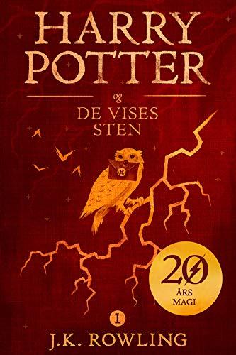 Harry Potter og De Vises Sten (Harry Potter-serien Book 1) (Danish Edition) por J.K. Rowling